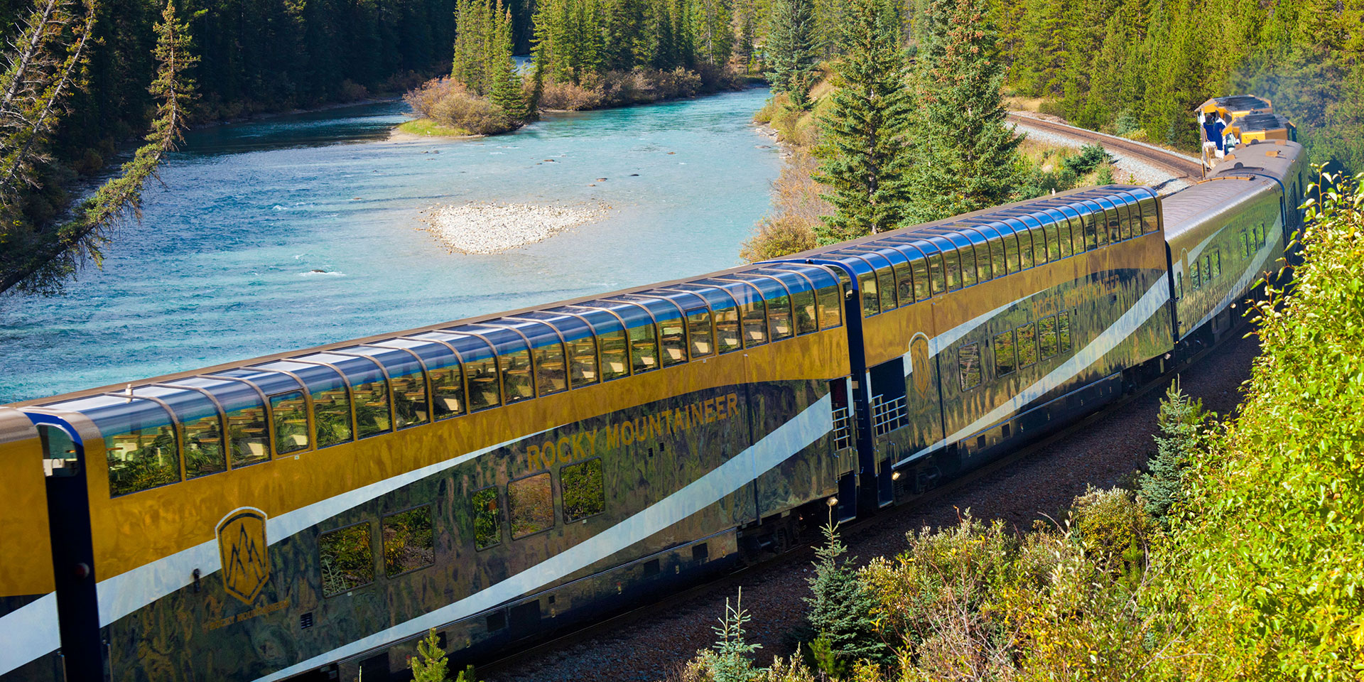 Canada by Rail: 5 Great Canadian Train Adventures