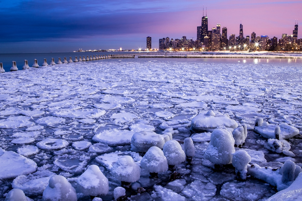 Embrace Winter in Chicago