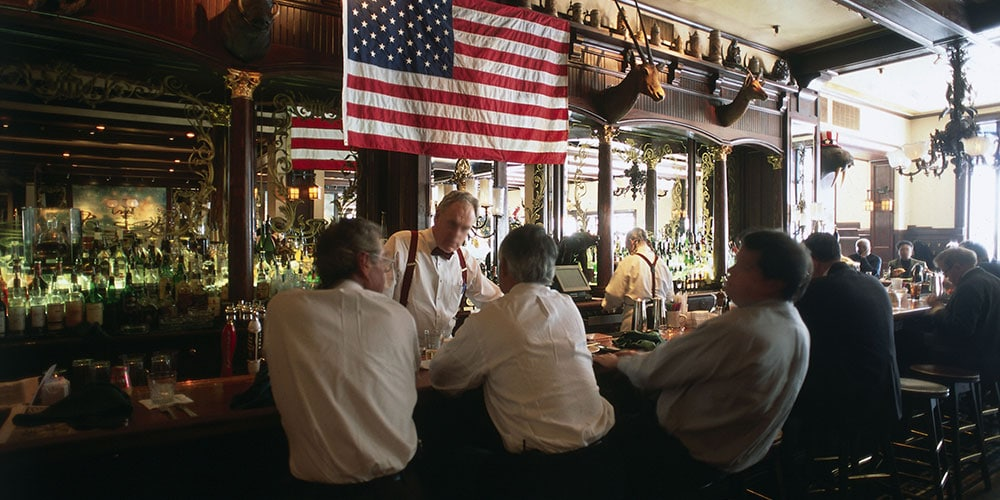 places to eat in dc old ebbitt grill