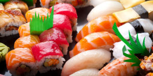 The Ten Commandments of Sushi