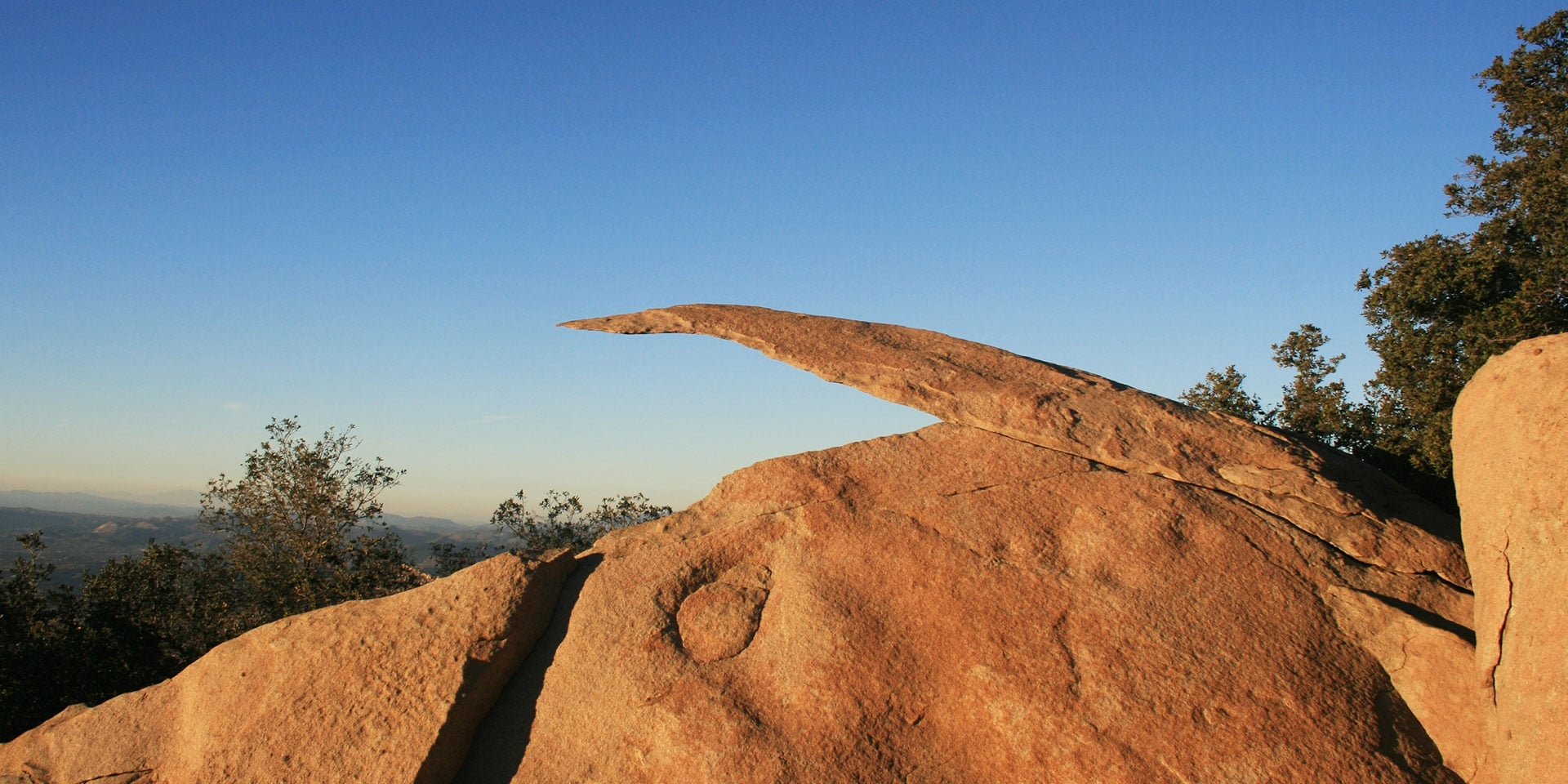 Potato Chip Rock, San Diego.