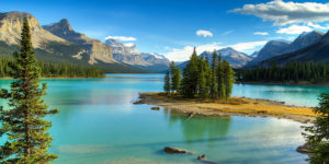 Get Canadian Rocky Mountain High on This Road Trip