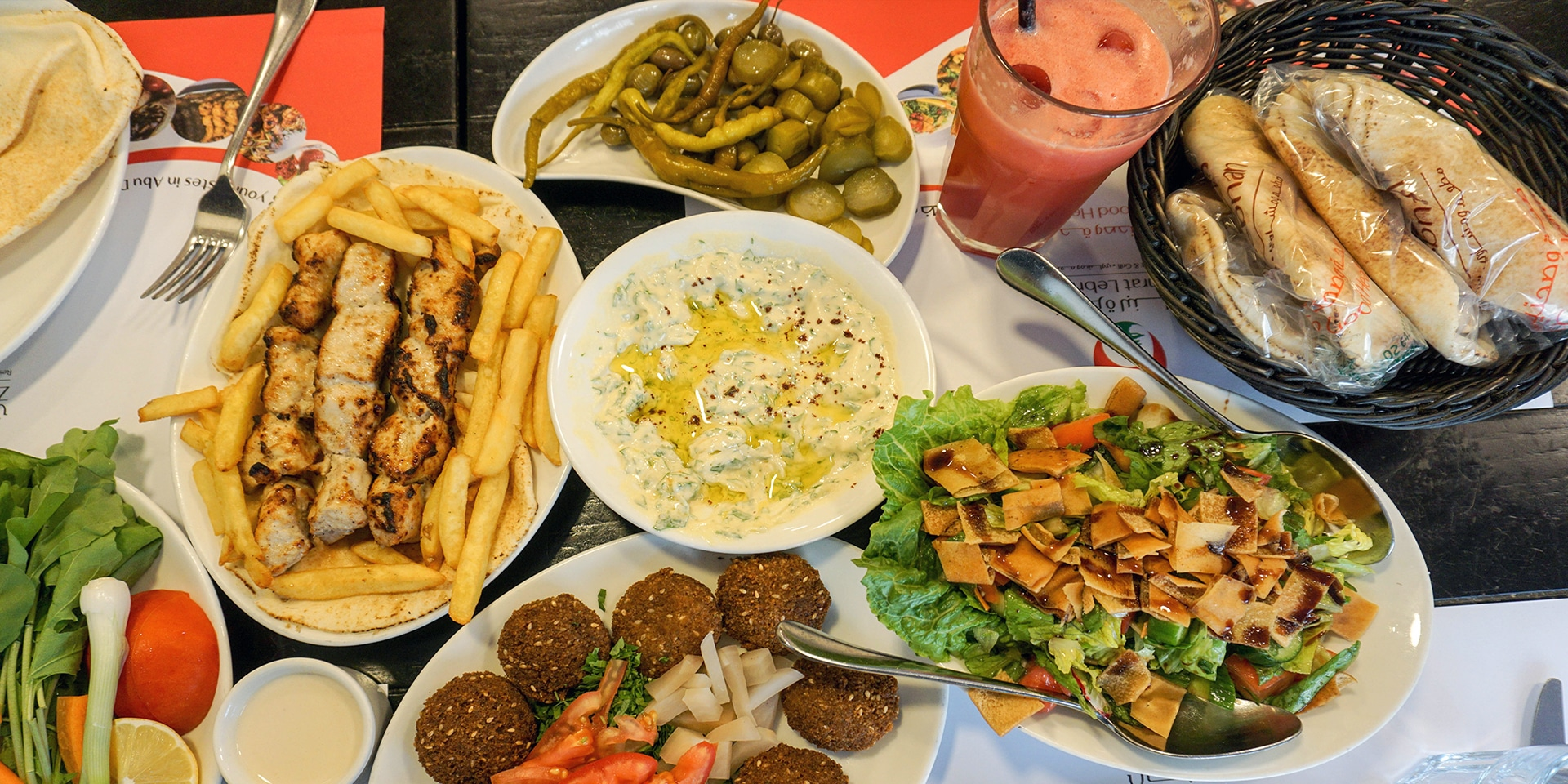 Inside zahrat lebnan abu dhabi 39 s most beloved lebanese for About lebanese cuisine