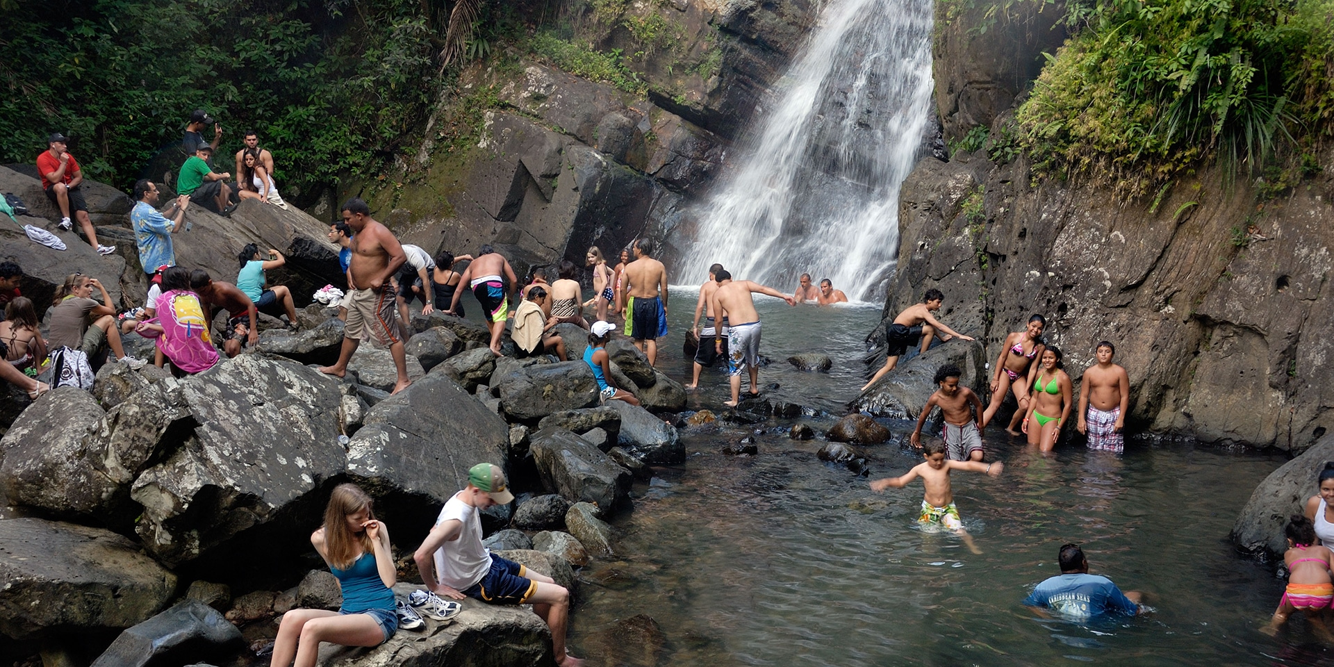 El Yunque hiking: Family activities in Puerto Rico.