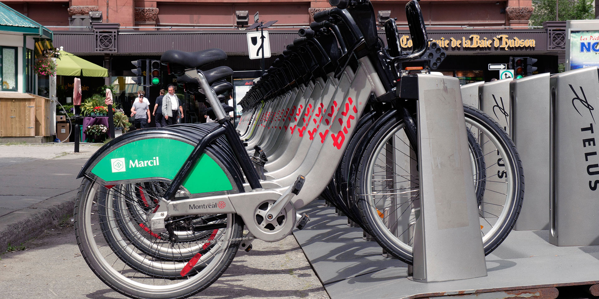 montreals innovative public bike system bixi The public bike sharing system was common in the european countries, more so among the north european countries under the system, citizens were provided with innovative schemes of using rental or free bicycles, generally in inner urban areas.