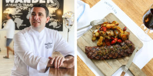 Chef Steve Griffon on Creating an Anchor for Fresh Global Cuisine in Grand Cayman