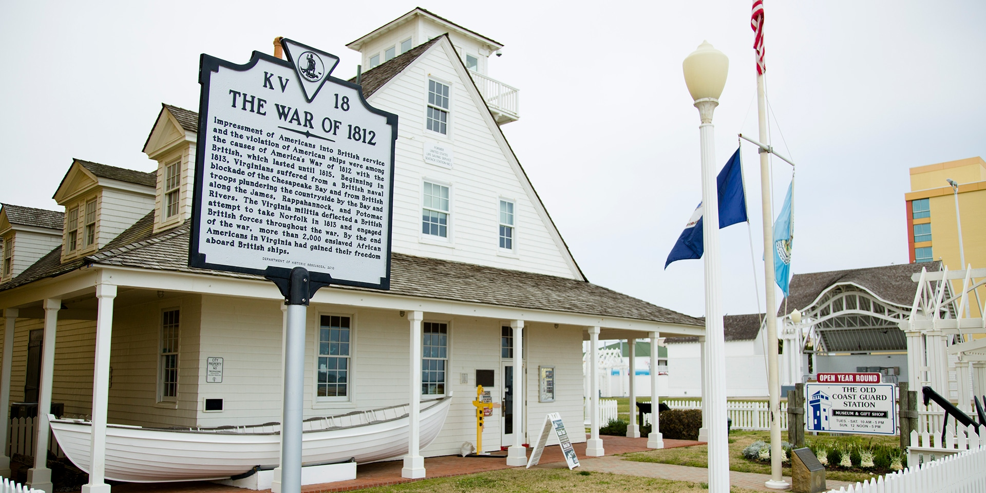 Virginia Beach Kids Will Get A Kick Out Of The Old Coast Guard Station Where You Can Join Tour Shipwrecks Ghosts And Pirates
