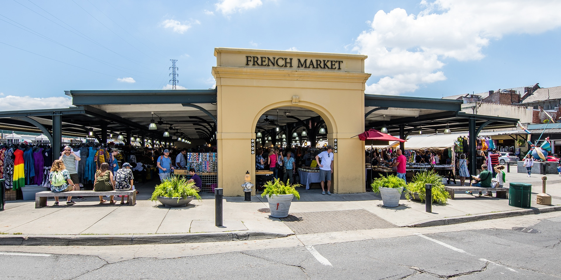 Food Markets In New Orleans