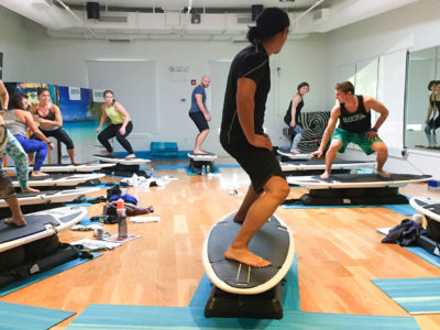 nyc fitness classes