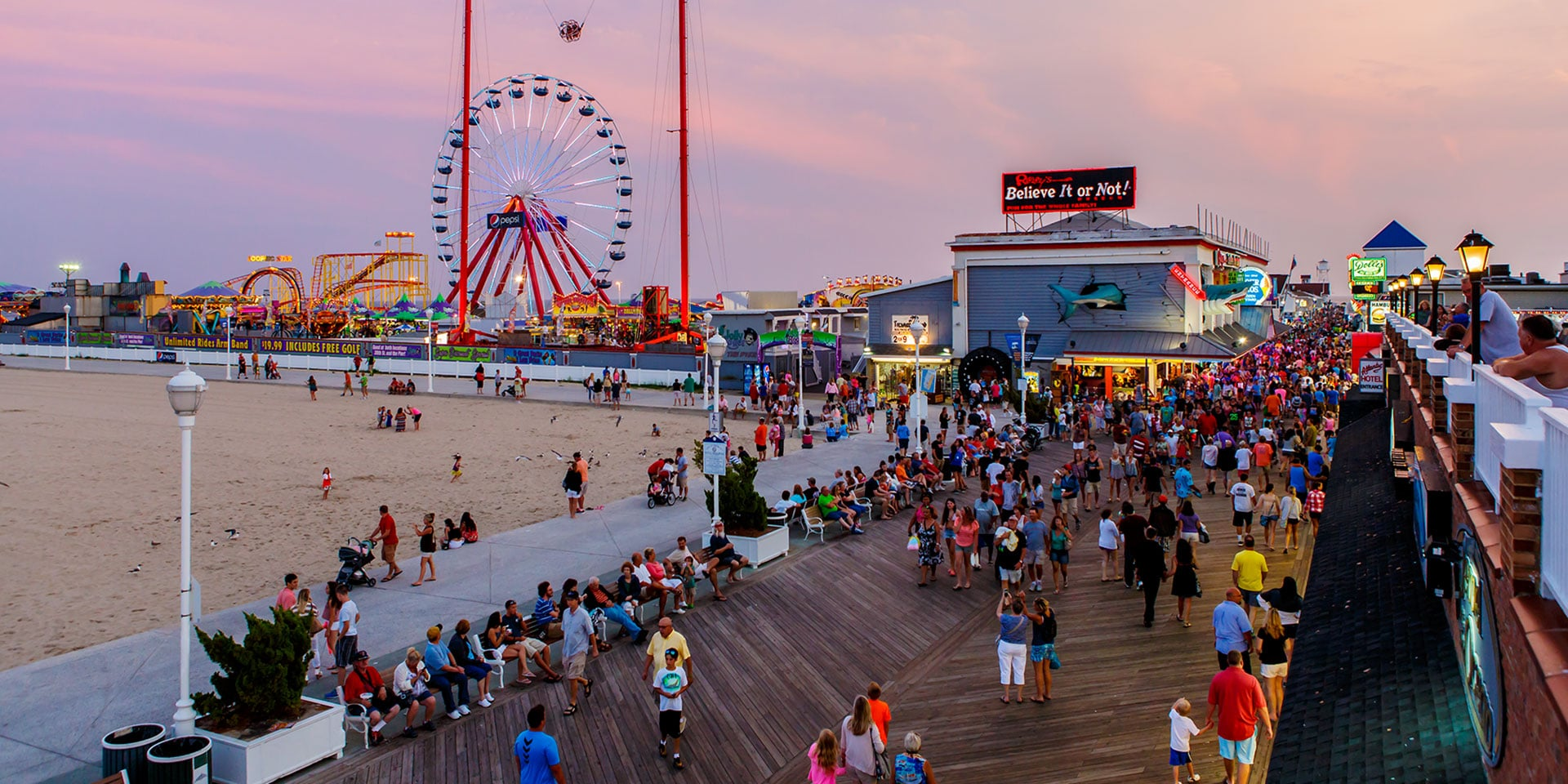 Fun Family Things To Do In Ocean City Md  Kids Matttroy