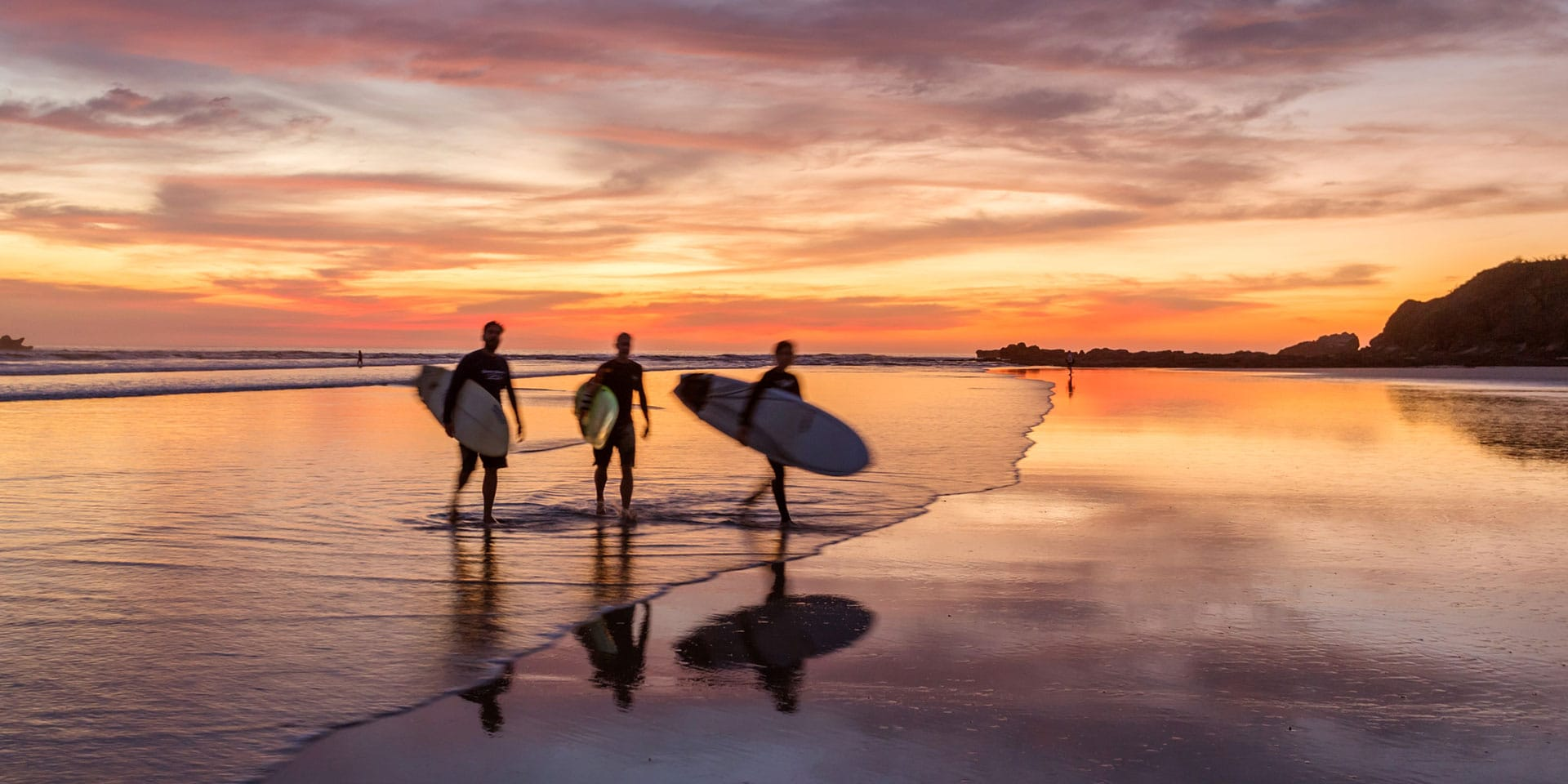 Costa Rica Is A Surfers Paradise Photo Getty Images