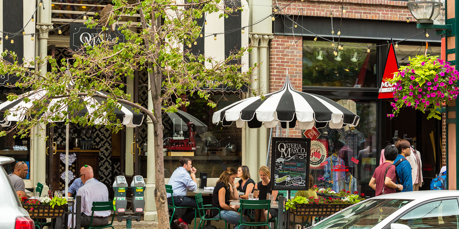 5 Denver Neighborhoods That Give a True Taste of the Mile High City